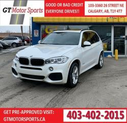 Used 2016 BMW X5 xDrive35d for sale in Calgary, AB