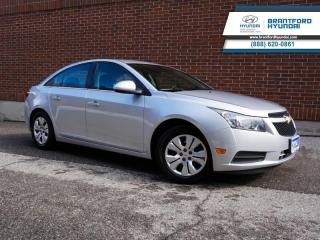 Used 2014 Chevrolet Cruze 1LT | LOCAL TRADE IN | 1.4L ENGINE | AUTOMATIC  - $67 B/W for sale in Brantford, ON
