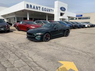 New 2020 Ford Mustang BULLITT for sale in Brantford, ON