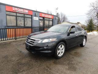 Used 2010 Honda Accord Crosstour EX-L|NAVI|BACKUP CAMERA|BLUETOOTH|4WD for sale in St. Thomas, ON