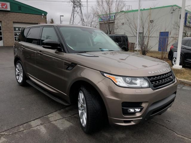 2015 Land Rover Range Rover Sport Autobiography Dynamic SC 7 PASS