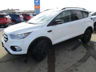 Used 2019 Ford Escape Titanium for sale in Wetaskiwin, AB