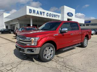 New 2020 Ford F-150 Lariat for sale in Brantford, ON