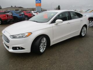 Used 2013 Ford Fusion Titanium for sale in Wetaskiwin, AB