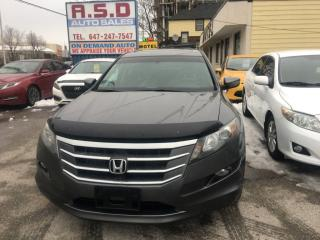 Used 2012 Honda Accord Crosstour EX-L for sale in Scarborough, ON