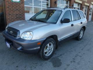 Used 2003 Hyundai Santa Fe GL for sale in Weston, ON