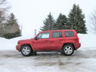 Used 2010 Jeep Patriot SPORT- North Edition 4WD for sale in Thornton, ON