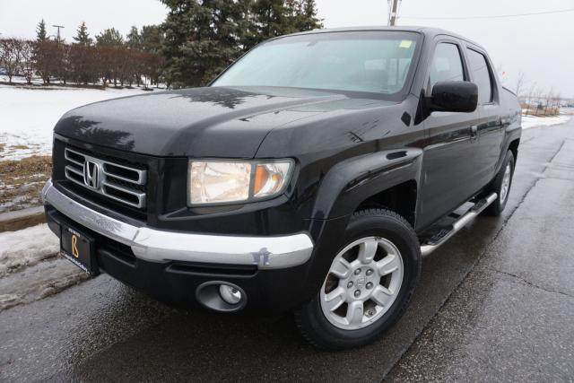 2006 Honda Ridgeline EX-L / 1-OWNER / IMMACULATE / NO ACCIDENTS