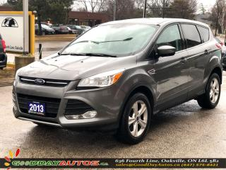 Used 2013 Ford Escape SE|LOW KM|NO ACCIDENT|BLUETOOTH|HEATED SEATS|CERT. for sale in Oakville, ON