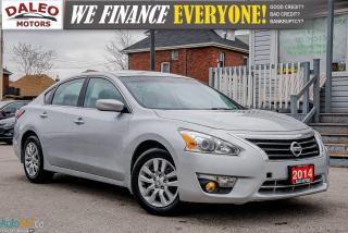 Used 2014 Nissan Altima 2.5 SV / BACKUP-CAM / POWER SEATS / PUSH START / for sale in Hamilton, ON