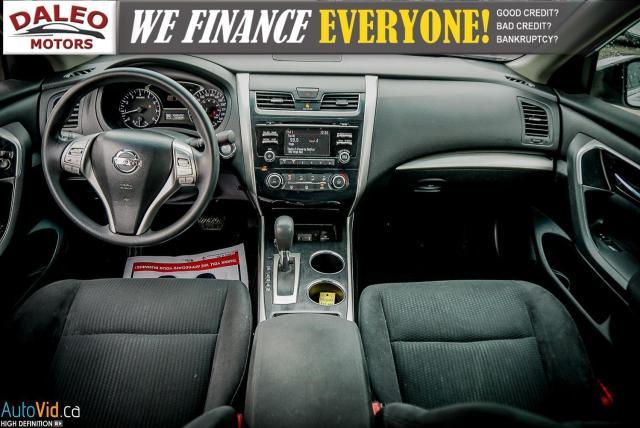2014 Nissan Altima 2.5 SV / BACKUP-CAM / POWER SEATS / PUSH START / Photo12