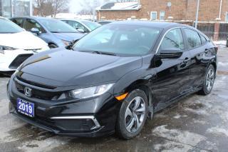 Used 2019 Honda Civic LX for sale in Brampton, ON