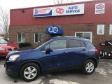 Photo of Blue 2014 Chevrolet Trax
