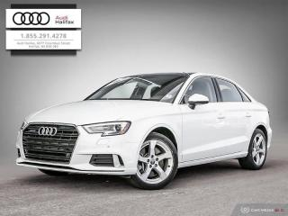 Used 2019 Audi A3 Komfort quattro for sale in Halifax, NS