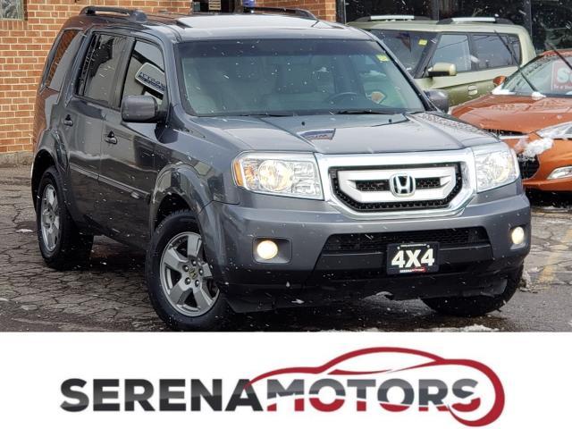 2011 Honda Pilot EX-L |  4WD | 8 PASSENGERS | BACK UP CAM.