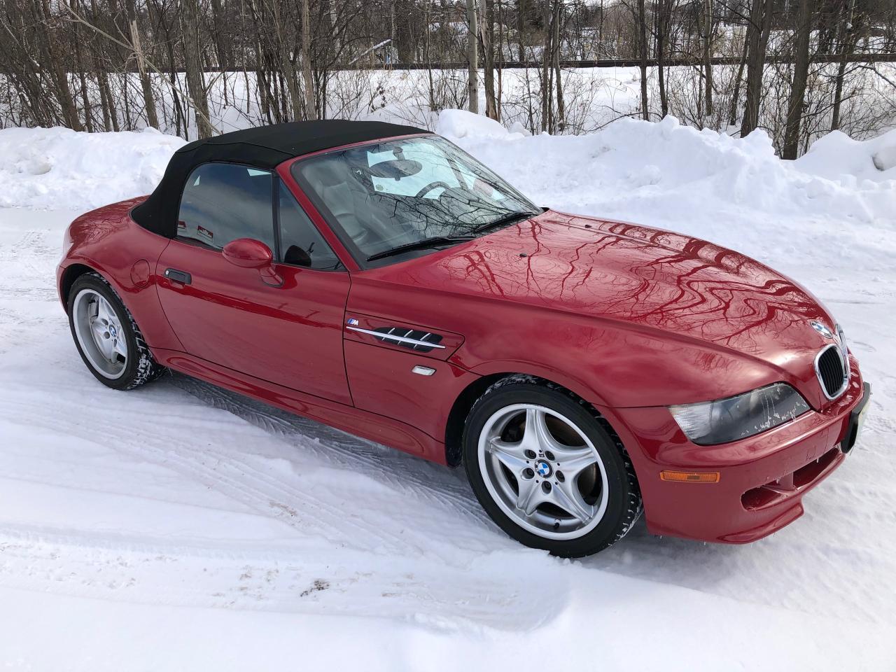 1999 BMW Z3 M PKG Very Rare