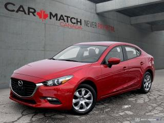 Used 2017 Mazda MAZDA3 GX / AUTO / AC / POWER GROUP for sale in Cambridge, ON