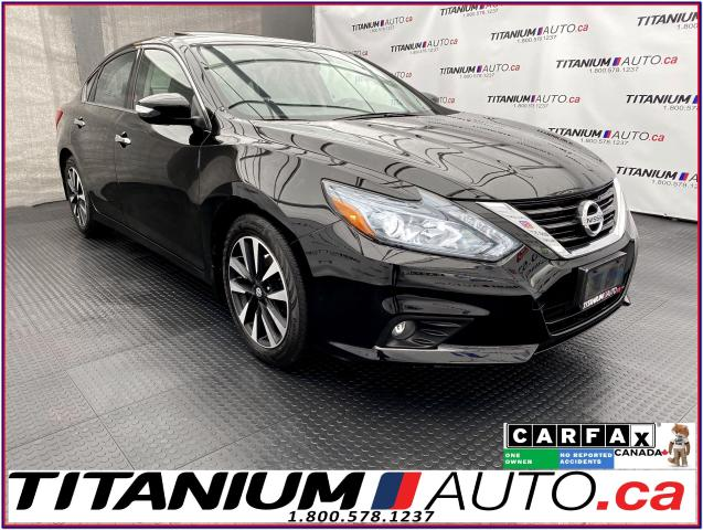 2018 Nissan Altima SL Tech+GPS+Blind Spot+Radar Cruise+Forward Warnin