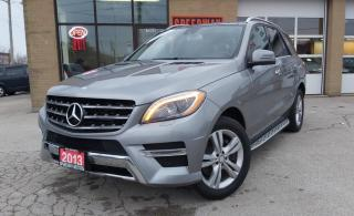 Used 2013 Mercedes-Benz ML-Class 4MATIC 4dr ML350 BlueTEC for sale in Oakville, ON