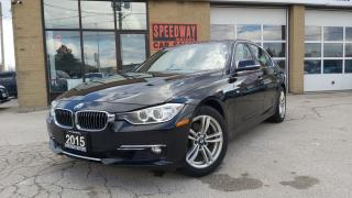 Used 2015 BMW 3 Series 4dr Sdn 328i xDrive AWD for sale in Oakville, ON