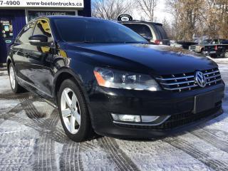 Used 2014 Volkswagen Passat COMFORTLINE for sale in Beeton, ON