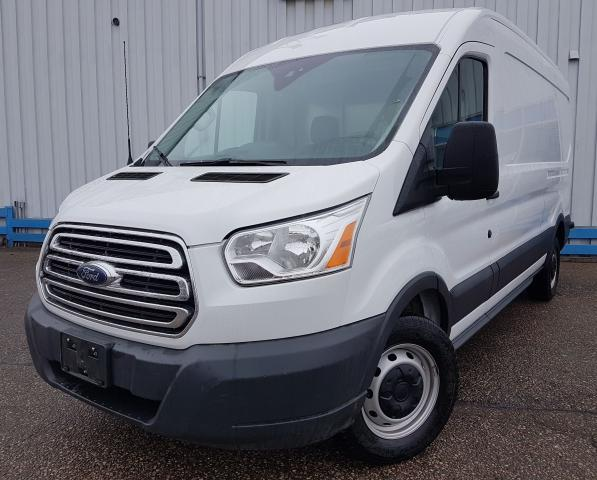 2018 Ford Transit Med Roof