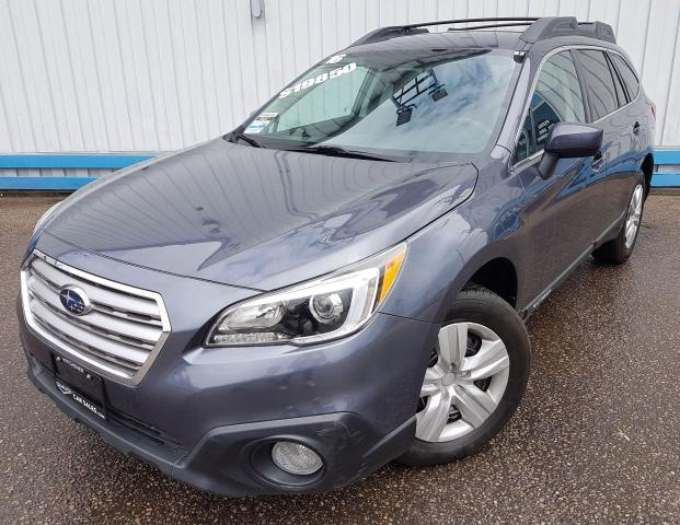 2016 Subaru Outback 2.5i AWD *HEATED SEATS*