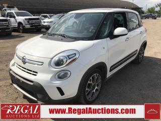 Used 2014 Fiat 500 L TREKKING 5D HATCHBACK for sale in Calgary, AB