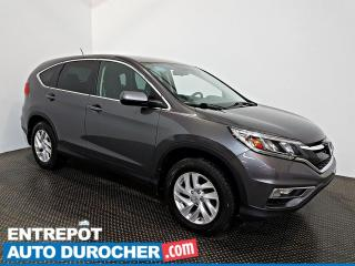 Used 2016 Honda CR-V SE AWD AIR CLIMATISÉ - Sièges Chauffants for sale in Laval, QC