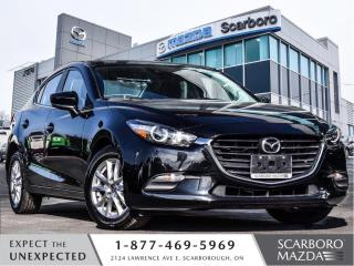 Used 2018 Mazda MAZDA3 GS|NEW BRAKES FRONT&REAR|1 OWNER for sale in Scarborough, ON