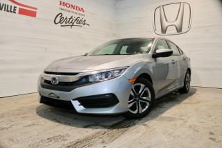 Used 2017 Honda Civic Berline LX Automatique for sale in Blainville, QC