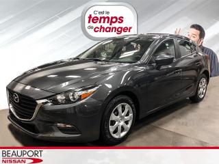 Used 2018 Mazda MAZDA3 Sport GX AUTOMATIQUE ***13 000 KM*** for sale in Beauport, QC