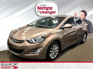 Used 2015 Hyundai Elantra SPORT ***43 000 KM*** for sale in Beauport, QC