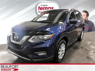 Used 2017 Nissan Rogue SV AWD ***ENS TECHNOLOGIE*** for sale in Beauport, QC