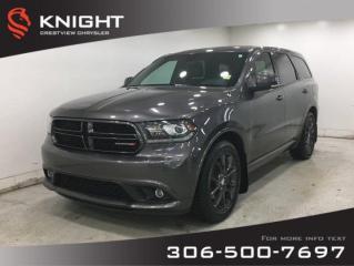 Used 2017 Dodge Durango R/T | Leather | Sunroof for sale in Regina, SK