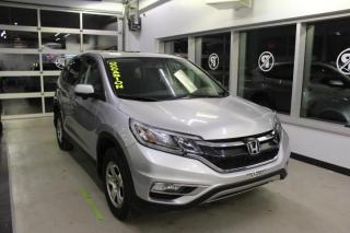 Used 2016 Honda CR-V EX AWD CECI EST UN 2016 CAMÉRA TOIT MAIN for sale in Lévis, QC