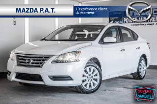 Used 2015 Nissan Sentra AUTOMATIQUE+BLUETOOTH+A/C+CRUISE CONTROL+BAS KM for sale in Montréal, QC
