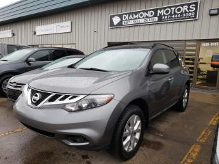Used 2014 Nissan Murano SV for sale in Edmonton, AB