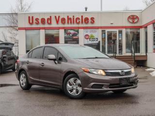 Used 2012 Honda Civic 4dr Auto EX-L for sale in North York, ON