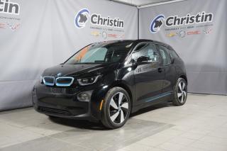 Used 2017 BMW i3 RANGE EXTENDER SUNROOF NAVIGATION for sale in Montréal, QC