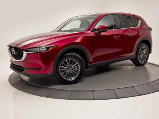 Used 2017 Mazda CX-5 AWD 4X4 CUIR NAV CAM DE RECUL VOLANT CHAUFFANT for sale in Brossard, QC