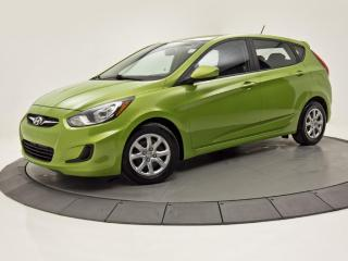 Used 2013 Hyundai Accent GL SIÈGES CHAUFFANTS BLUETOOTH CRUISE A/C for sale in Brossard, QC