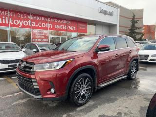 Used 2017 Toyota Highlander AWD XLE for sale in Longueuil, QC