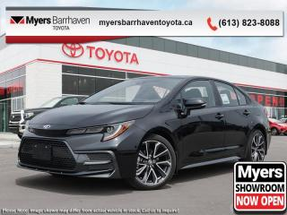 New 2020 Toyota Corolla SE Upgrade Package  - Sunroof - $166 B/W for sale in Ottawa, ON