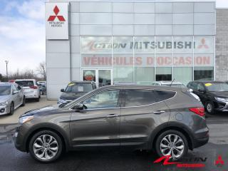 Used 2013 Hyundai Santa Fe AWD Limited/Gps/Toit/Bluetooth/Cuir/Mags for sale in St-Hubert, QC