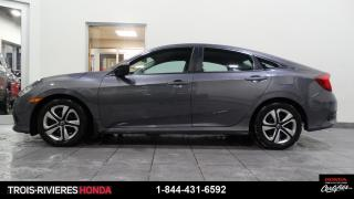 Used 2016 Honda Civic LX + BLUETOOTH + CAMÉRA RECUL ! for sale in Trois-Rivières, QC