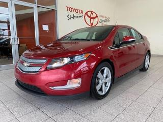 Used 2014 Chevrolet Volt * CUIR * MAGS * CAMERA DE RECUL * HIFI BOSE * for sale in Mirabel, QC