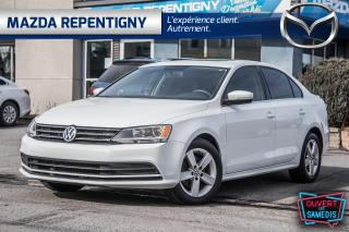 Used 2016 Volkswagen Jetta 4dr 1.4 TSI Auto Trendline+ Toit - Camera - Blueto for sale in Repentigny, QC