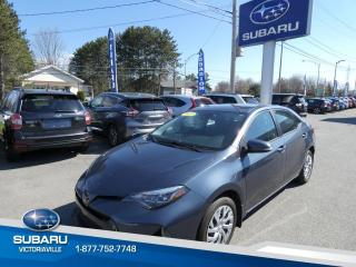 Used 2017 Toyota Corolla Berline 4 portes, CE for sale in Victoriaville, QC