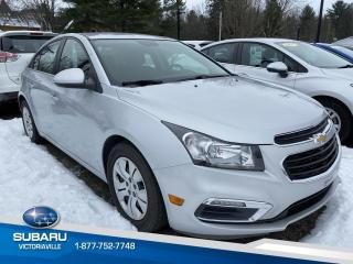 Used 2015 Chevrolet Cruze Berline 4 portes 1LT for sale in Victoriaville, QC